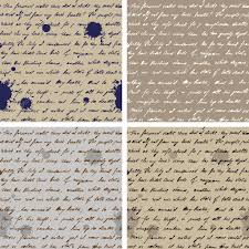 old writing paper old paper with hand written text seamless background stock old paper with hand written text seamless background stock vector 71206581