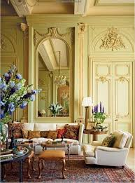 Red Oriental Rug Living Room How To Transform A French Château With Oriental Rugs 28 Photos