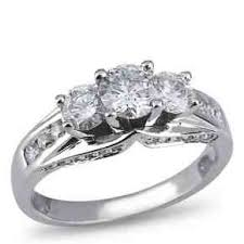 rogers jewelers engagement rings http www rogers jewelers encore 14k white gold engagement
