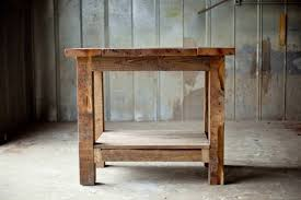 rustic reclaimed wood kitchen island ideas u2014 flapjack design