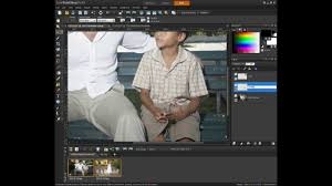 adding a person on to an image in corel paintshop pro u2013 knowledge base