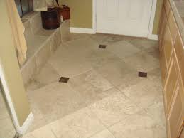 Kitchen Floor Tile Ideas by Small Kitchen With White Marble Tile Flooring Marble Slabs On The