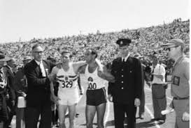 Roger Banister Sir Roger Bannister A Legend And Thoughtful Man The National Rust