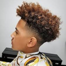 afro hairstyles taper fade best taper fade haircuts for men