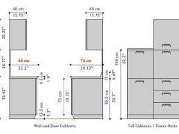 Kitchen Cabinet Dimensions With Standard Cabinet Depth Kitchen - Base kitchen cabinet dimensions