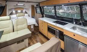 Caravan Interior Storage Solutions Kimberleykruiser Enjoy Generous Offroad Storage