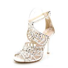 women s suede stiletto heel peep toe sandals wedding shoes