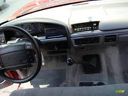 1996 Ford F150 Interior 1996 Ford F150 Xlt Regular Cab Grey Dashboard Photo 51238301