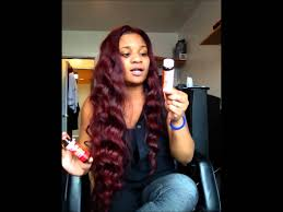 how to red hair youtube