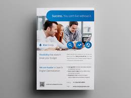 business flyer ad template 3 by env1ro dribbble