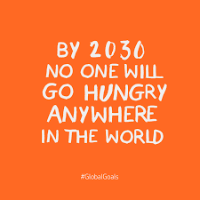 goal 2 zero hunger the worlds largest lesson