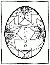 pysanky egg coloring page free easter egg coloring pages coloring home