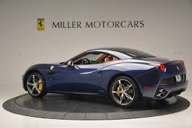 Ferrari California 2009 - 2013 ferrari california 30 stock 4361a for sale near greenwich