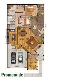 Westfield Floor Plan by Models The Vistas At Westfield Epcon Communities