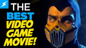 The Best Video Game Movie Ever Youtube