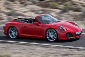 2002 porsche 911 convertible for sale 2017 porsche 911 convertible pricing for sale edmunds