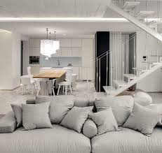 all white home interiors a bright white home with organic details