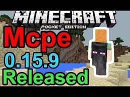 minecraft pocket edition apk 0 9 0 minecraft pocket edition 0 15 9 released apk link is on
