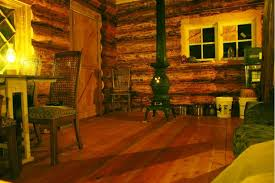 new here with 16x30 cabin small cabin forum controlling heat from a cabin woodstove small cabin forum 2