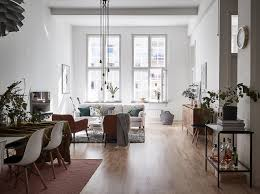 Scandinavian Apartment With Grey Bedroom Follow Gravity Home Blog M E L L W O O D