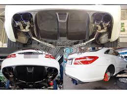 2010 mercedes e350 amg sport package carbon fiber rear lip diffuser for mercedes e class w207