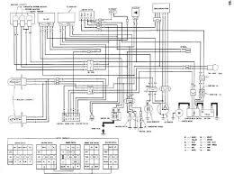 honda rincon wiring schematic honda wiring diagram instructions