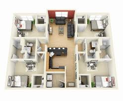 4 bedroom house plan 5 bedroom house plans 3d new home design 4 bedroom best home