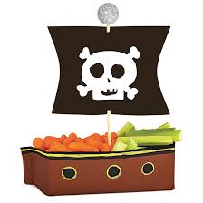 craft how to make a pirate ship centrepiece pirate ships