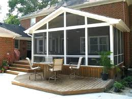 enclosed patio images patio ideas image of white small enclosed porch ideas small