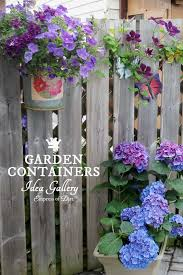 Flower Planter Ideas by 30 Flower Container Ideas To Make Your Garden Wonderful Empress
