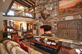 three utah living rooms that personify a perfect winter retreat