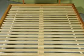 Slatted Bed Frames Slatted Bed Frame Base Ikea Lonset Adjustable Uk