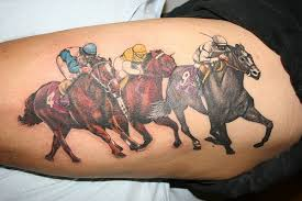 30 remarkable horse tattoos creativefan