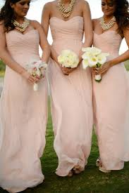 soft pink bridesmaid dresses cheap 2015 simple bridesmaid dresses color