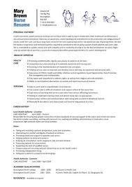 exle of nursing resume resume for rn staruptalent