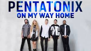 pentatonix finds its voice in on my way home on vimeo