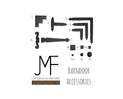 Barn Door Accessories by Barndoors U2013 Jmf Custom Wood Features L Barndoors U2022 Feature Walls