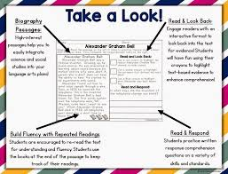 text evidence reading passages biography edition miss decarbo