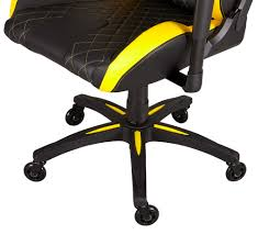 Gaming Chair Desk by Corsair T1 Race Gaming Chair Black U0026 Yellow South Africa