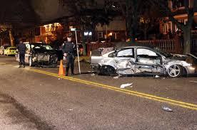 teen driver dies after horrifying car crash in queens new york post