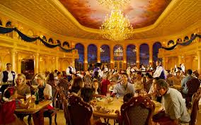 disney thanksgiving dinner the best restaurants in disney world travel leisure
