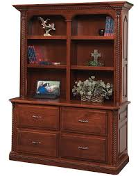 lateral file cabinet with hutch lexington 60 office credenza with lateral file cabinet bookcase