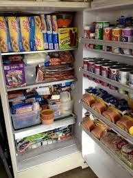 organized home fantastic freezers andreabcreative