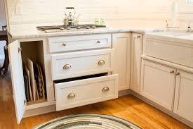 Manufactured Kitchen Cabinets Milwaukee Cookie Sheet Storage Kitchen Transitional With Baking