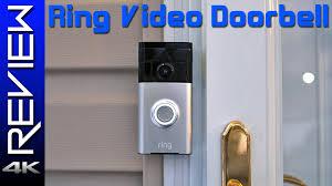 Front Door Monitor Camera by Ring Doorbell Review The Best Doorbell Camera Youtube