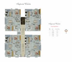 Xs Floor Plan by Imperial Celesta U0026 Casa Ksr Housing