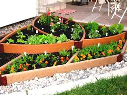 Small Garden Bed Design Ideas Small Flower Bed Ideas For Front Of House Home Design Yard Garden