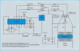 super circuit diagram simple 500 watt inverter fine wiring for