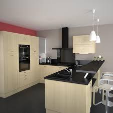 plan de travail cuisine bois brut cuisine bois et blanc unique cuisine chic et rustique en bois brut