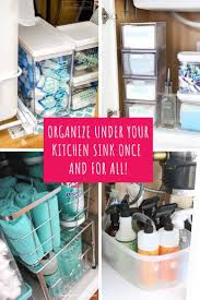 kitchen sink cabinet storage ideas check out these kitchen sink storage hacks